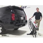 Rola Dart Hitch Cargo Carrier Review - 2015 Chevrolet Suburban