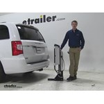 Rola Dart Hitch Cargo Carrier Review - 2015 Chrysler Town and Country