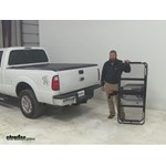 Rola Dart Hitch Cargo Carrier Review - 2015 Ford F-250 Super Duty