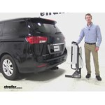 Rola Dart Hitch Cargo Carrier Review - 2015 Kia Sedona