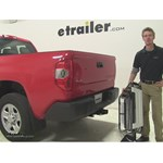 Rola Dart Hitch Cargo Carrier Review - 2015 Toyota Tundra