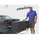 Video review rola enclosed cargo carrier 59108