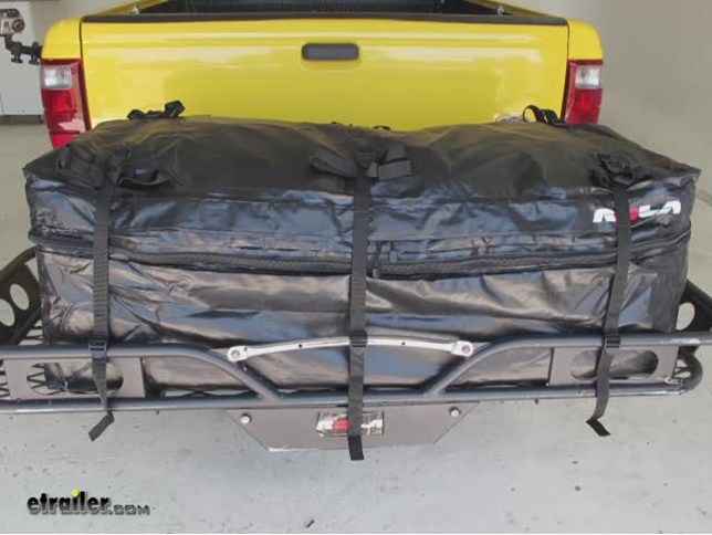 Rola Expandable Cargo Bag Review Video