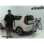 Rola  Hitch Bike Racks Review - 2016 Kia Soul
