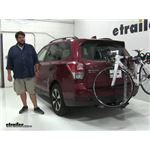 Video review rola hitch bike racks 2017 subaru forester 59403