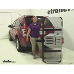 Rola Dart Hitch Cargo Carrier Review - 2005 Chevrolet Equinox