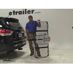 Rola Dart Hitch Cargo Carrier Review - 2014 Nissan Pathfinder
