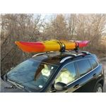 Rola Hull-Hauler Kayak Carrier with Tie-Downs Review