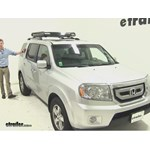 Rola  Roof Cargo Carrier Review - 2011 Honda Pilot