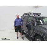 Rola  Roof Cargo Carrier Review - 2012 Toyota 4Runner