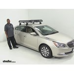 Rola  Roof Cargo Carrier Review - 2015 Buick LaCrosse