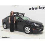 Rola  Roof Cargo Carrier Review - 2015 Chevrolet Cruze