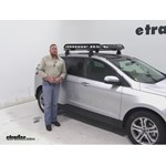 Rola  Roof Cargo Carrier Review - 2015 Ford Edge