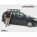 Rola  Roof Cargo Carrier Review - 2015 Mazda 5