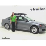 Rola  Roof Cargo Carrier Review - 2015 Volkswagen Passat