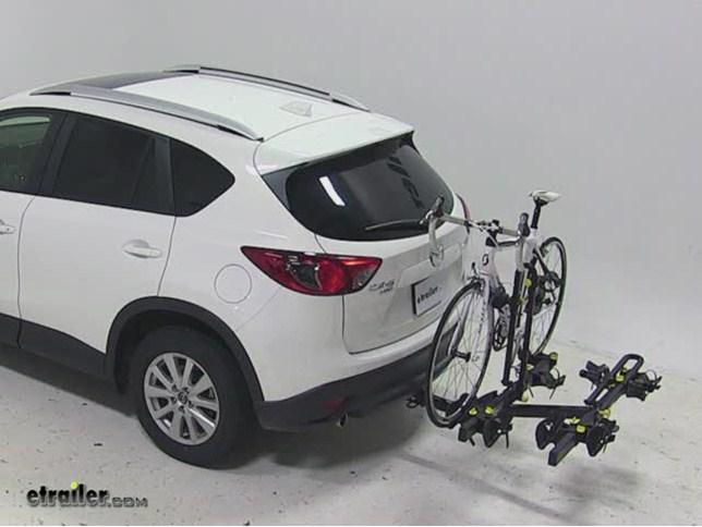 Saris Freedom Hitch Bike Racks Review 2014 Mazda Cx 5 Video