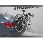 Saris Sentinel Trunk Mount 3 Bike Rack Review