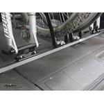 Saris Traps Fork-Block Bike Rack Base Review