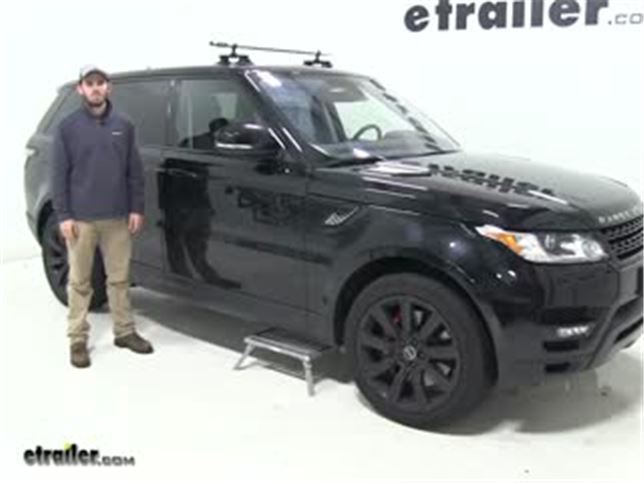 Seaer Roof Rack Review 2016 Land Rover Range Sport