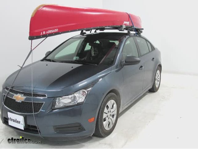 Sportrack Carrier Sportrack Canoe Carrier Review