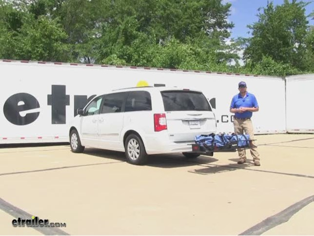 Sportrack Hitch Cargo Carrier Review 2014 Chrysler Town And