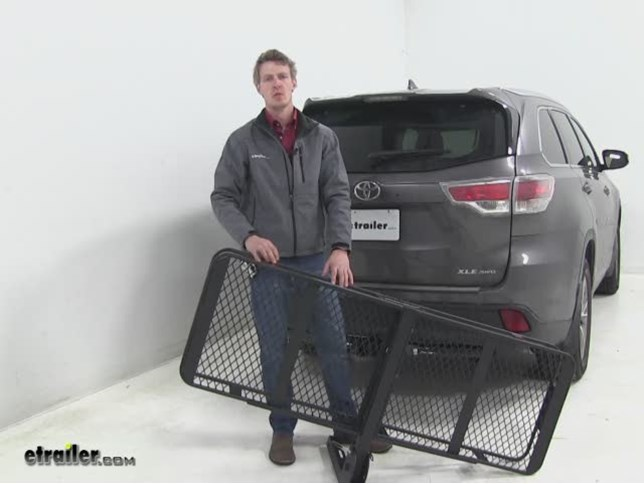 Sportrack Cargo Carrier Sportrack Hitch Cargo Carrier