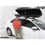 Video review sportrack horizon rooftop cargo box sr7016
