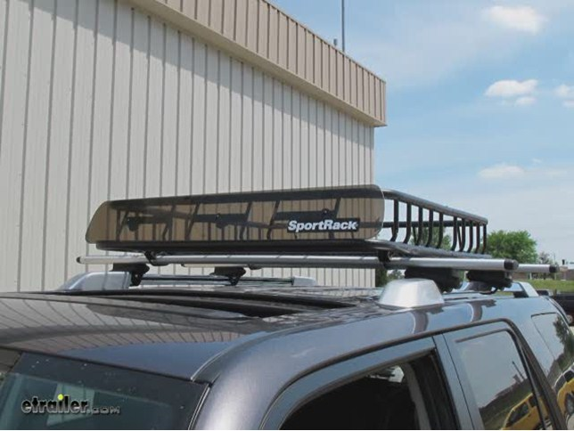 Sportrack Cargo Basket Sportrack Roof Cargo Basket