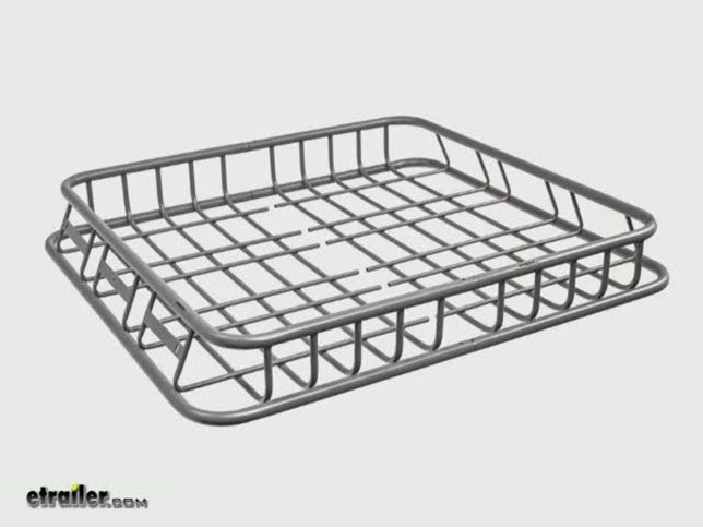 Sportrack Cargo Basket Sportrack Roof Mount Cargo