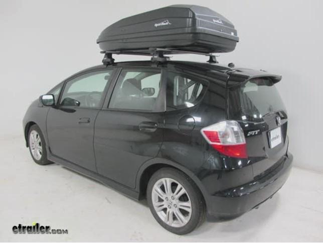 Sportrack Vista Xl Cargo Box Roof Mount 18 Cu Ft