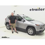 SportRack  Watersport Carriers Review - 2015 Jeep Cherokee