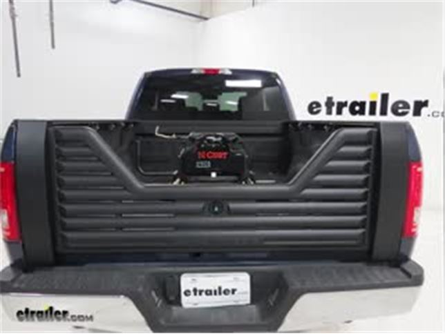 Stromberg Carlson VGM-99-4000 Louvered Tailgate GM /& Chevy 4000 Series