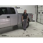 Stromberg Carlson  Hitch Cargo Carrier Review - 2005 Ford F-150