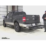 Stromberg Carlson  Hitch Cargo Carrier Review - 2006 Ford F-150