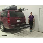 Stromberg Carlson  Hitch Cargo Carrier Review - 2007 Chevrolet Suburban