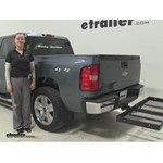 Stromberg Carlson  Hitch Cargo Carrier Review - 2008 Chevrolet Silverado