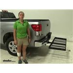 Stromberg Carlson  Hitch Cargo Carrier Review - 2008 Toyota Tundra