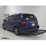 Stromberg Carlson  Hitch Cargo Carrier Review - 2010 Dodge Grand Caravan
