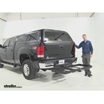 Stromberg Carlson  Hitch Cargo Carrier Review - 2010 GMC W-Series