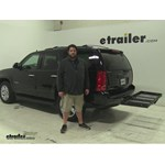 Stromberg Carlson  Hitch Cargo Carrier Review - 2010 GMC Yukon