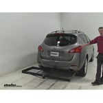 Stromberg Carlson  Hitch Cargo Carrier Review - 2010 Nissan Murano