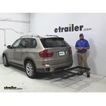 Stromberg Carlson  Hitch Cargo Carrier Review - 2012 BMW X5