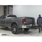 Stromberg Carlson  Hitch Cargo Carrier Review - 2012 Ram 2500