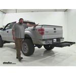 Stromberg Carlson  Hitch Cargo Carrier Review - 2013 Ford F-150