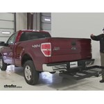 Stromberg Carlson  Hitch Cargo Carrier Review - 2014 Ford F-150