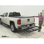 Stromberg Carlson  Hitch Cargo Carrier Review - 2014 GMC Sierra 1500