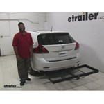 Stromberg Carlson  Hitch Cargo Carrier Review - 2014 Toyota Venza