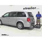 Stromberg Carlson  Hitch Cargo Carrier Review - 2015 Dodge Grand Caravan