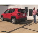 Stromberg Carlson  Hitch Cargo Carrier Review - 2015 Jeep Renegade