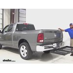 Stromberg Carlson  Hitch Cargo Carrier Review - 2015 Ram 1500
